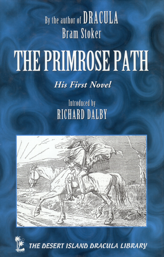 The Primrose Path UK Dust Cover