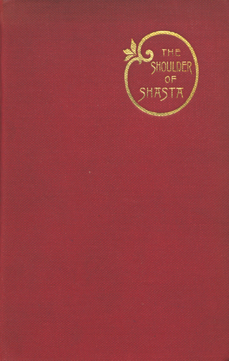 The Shoulder of Shasta UK Book Cover