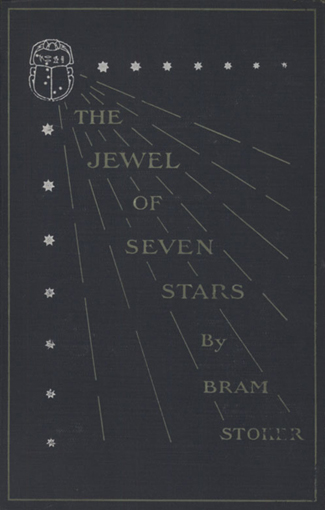 The Jewel of Seven Stars US Book Cover