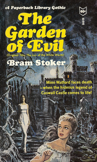 The Garden of Evil US Book Cover