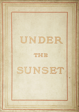 Under the Sunset UK Book Cover