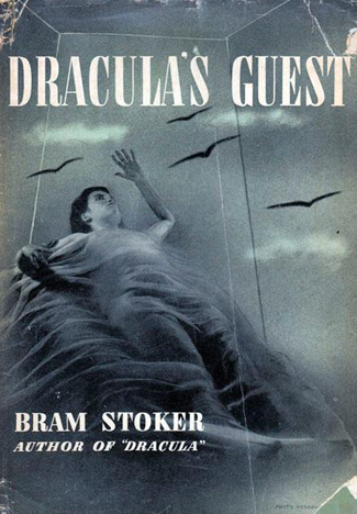 Dracula's Guest US Dust Cover