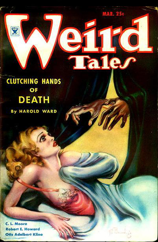 Weird Tales, March 1935