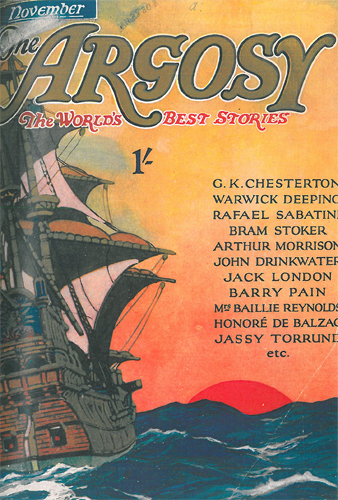 The Argosy, November 1927